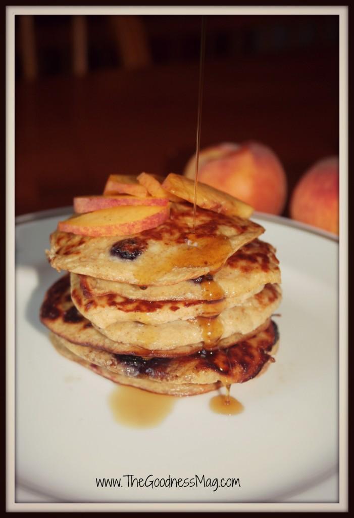Amazingly healthy banana pancake recipe