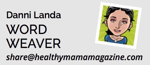 Word weaver Healthy Mama Mag
