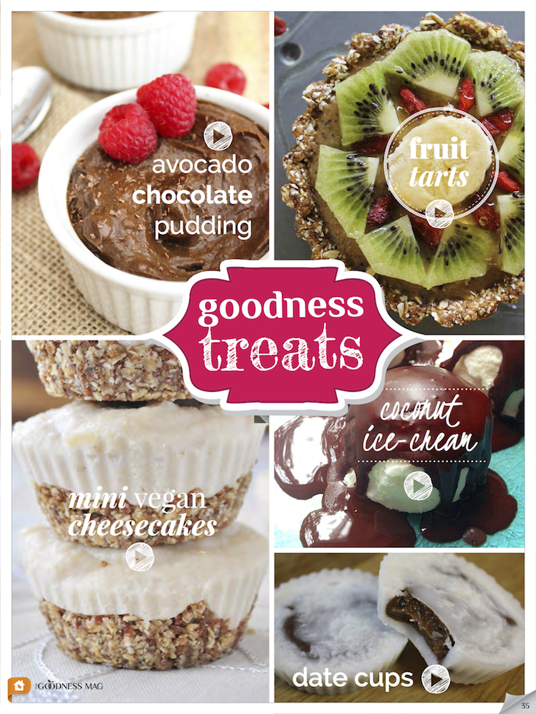 Easy dessert ideas - The Goodness Magazine