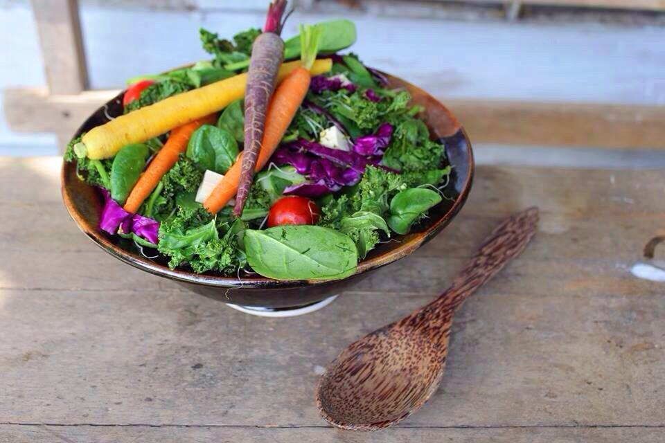 B - Kale & pear detox salad2