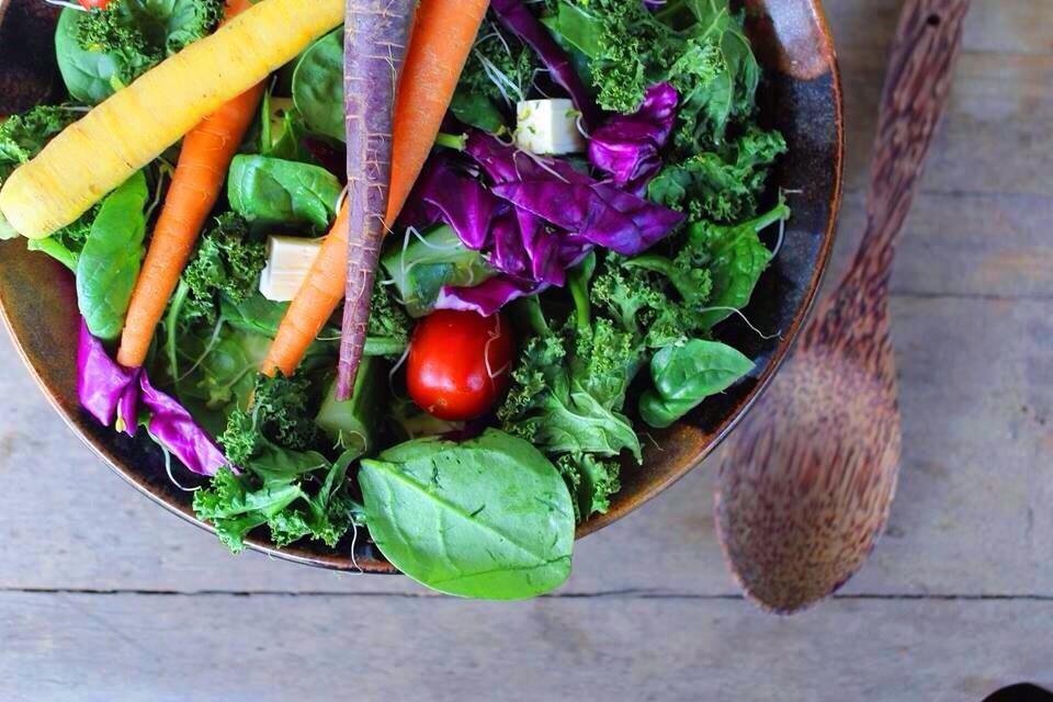 B - Kale & pear detox salad3