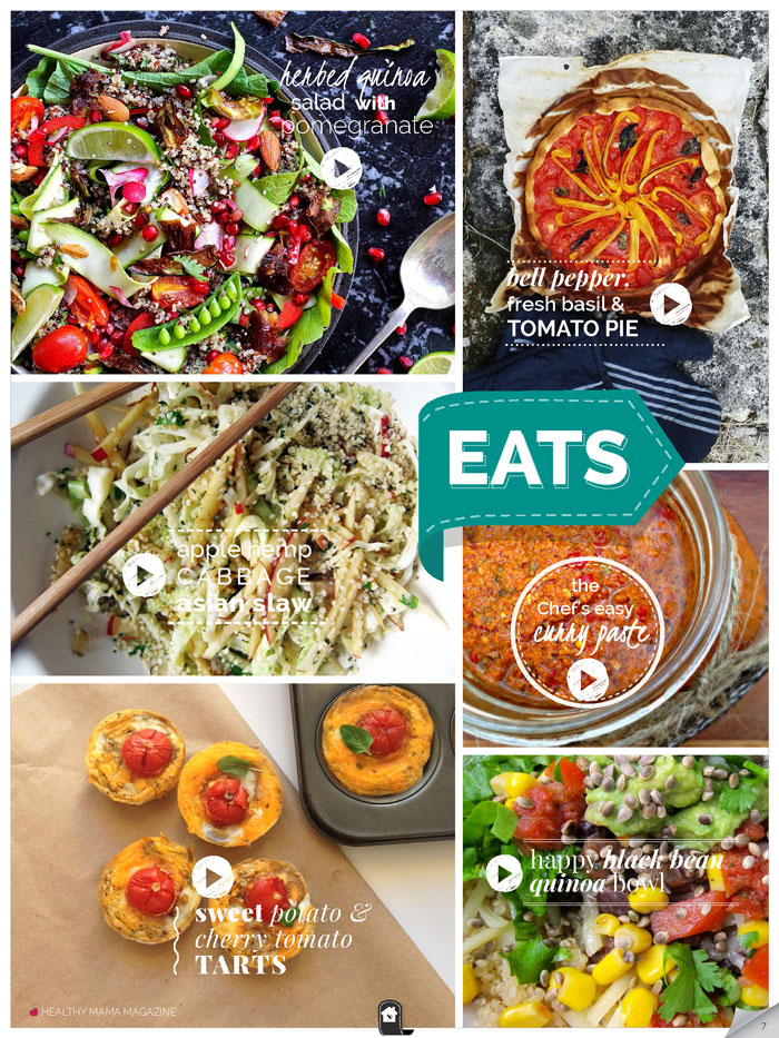 Easy Meals for the Family – RED Edition – February 2015