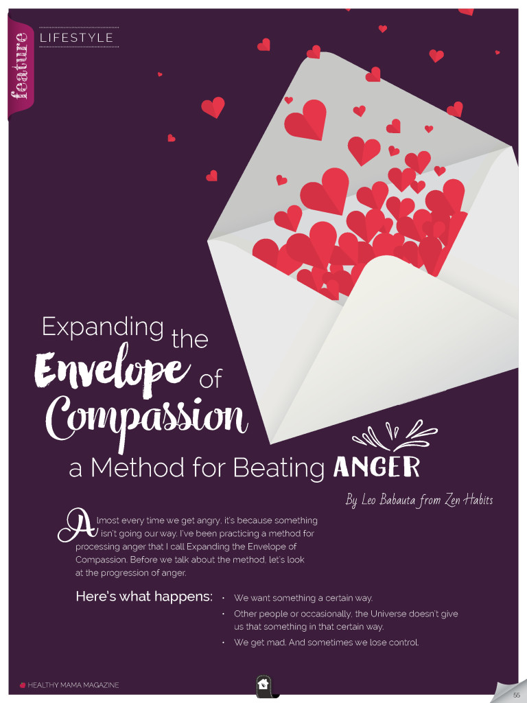 How to Deal With Anger Through Compassion