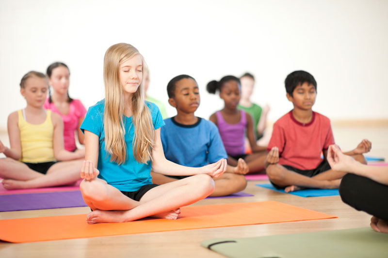 Mindfulness for Kids – The New Superpower