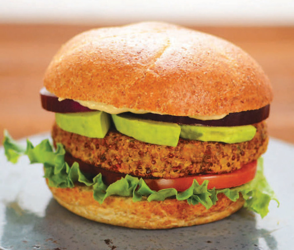 umami-burger veggie burger for kids