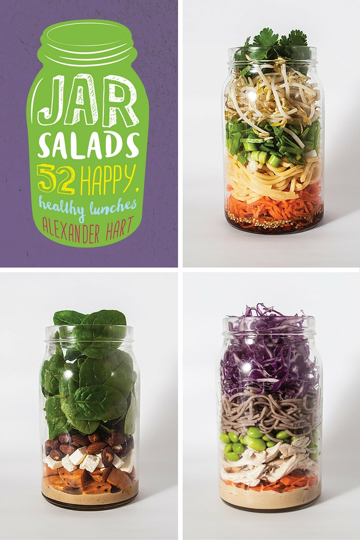 Win a Copy of Jar Salads from Healthy Mama Magazine